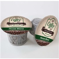 Single Serve Cups: House Blend - House Blend