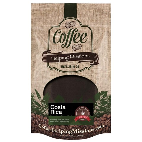 12oz. Bag: Costa Rica