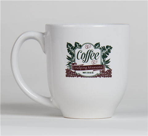 Coffee Helping Missions Mug