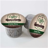 Single Serve Cups: Costa Rica - Costa Rica