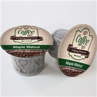 Single Serve Cups: Maple Walnut - Maple Walnut